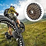 Bike Bicycle Freewheel Sprocket 6 Speed 14T-28T Mountain Cassettes Components
