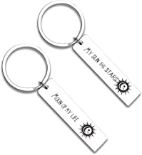 Best moon and stars keychain Reviews