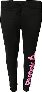 Reebok Girl's Fleece Active Jogger Pants