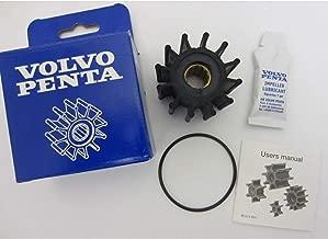 Volvo Penta New OEM Sea Water Pump Impeller Kit 21951348