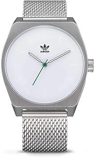 adidas Originals Watches Process_M1. 6 Link Stainless Steel Bracelet 20mm Width (38 mm)