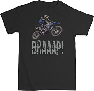 Trunk Candy Toddler Motocross Braaap 100% Cotton T-Shirt