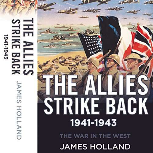 The Allies Strike Back, 1941-1943 audiobook cover art