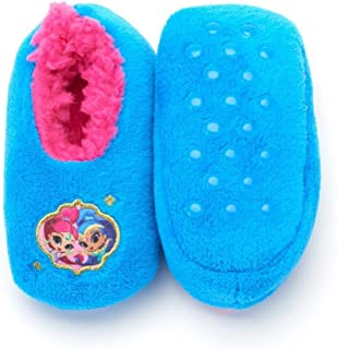 Nickelodeon Shimmer and Shine Slippers Toddler