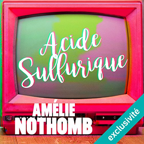 Acide sulfurique audiobook cover art