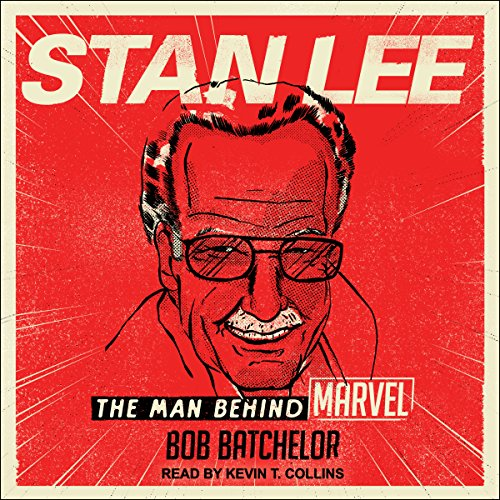 Stan Lee cover art