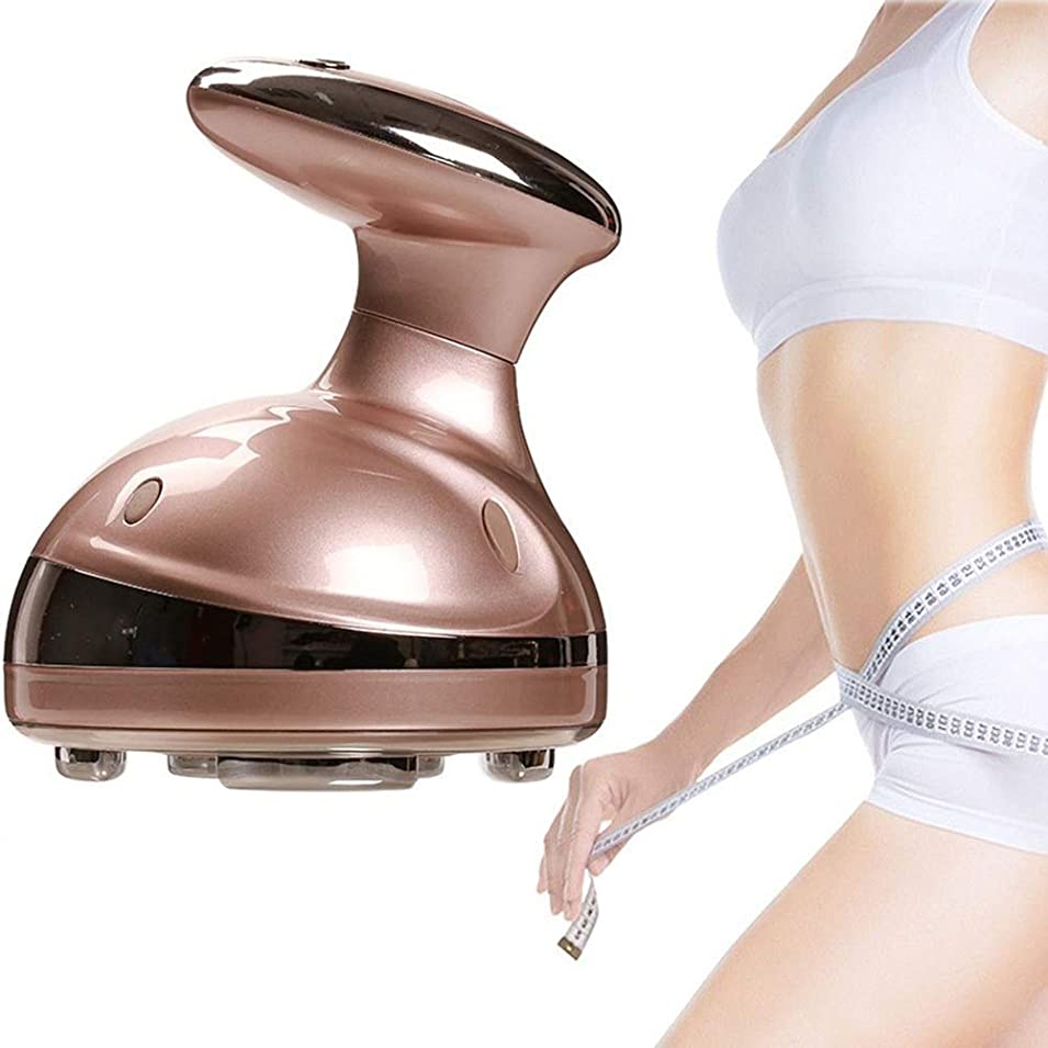 ポインタ原油落胆する超音波脂肪除去機、RF脂肪燃焼振動整形美容器具脂肪除去体重減少デバイス、LEDフォトンアンチセルライト痩身ボディ美容院