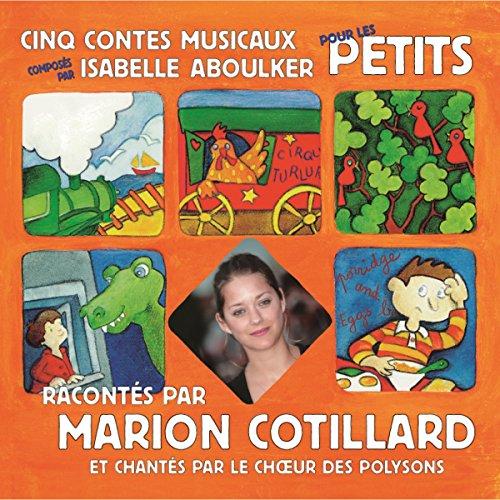 Couverture de Cinq contes musicaux pour les petits