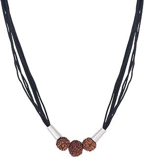 6cb8bf458e354 Amazon.in: rudraksha - Chains / Men: Jewellery