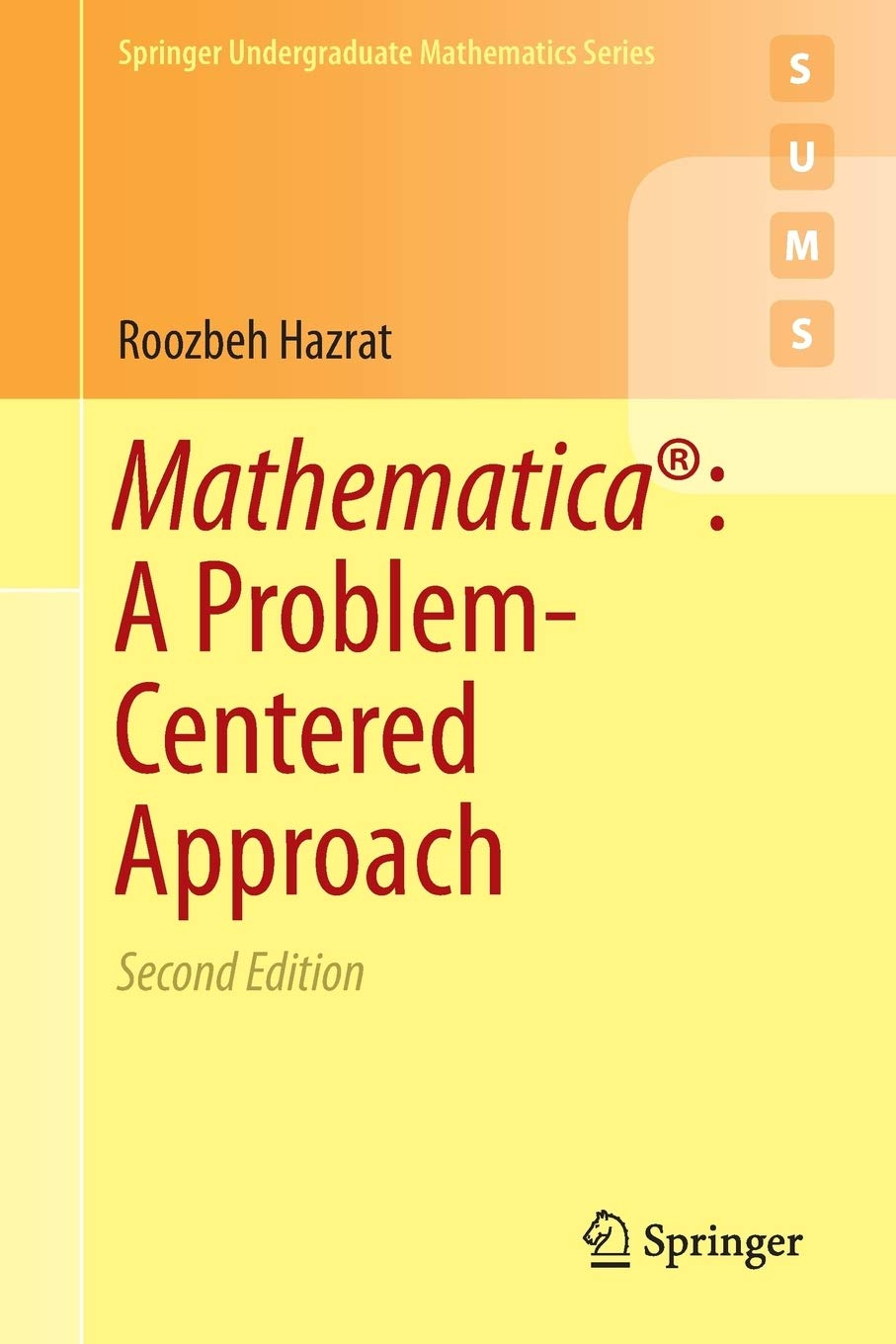 Image OfMathematica®: A Problem-Centered Approach