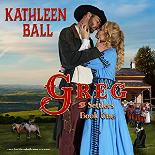 Greg     The Settlers, Book 1              Written by:                                                                                                                                 Kathleen Ball                               Narrated by:                                                                                                                                 Caroline Turner Cole                      Length: 3 hrs and 33 mins     Not rated yet     Overall 0.0