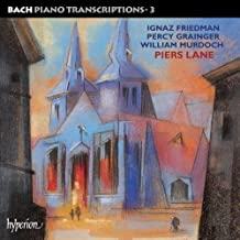Bach, J.S.: Piano Transcriptions Vol.3