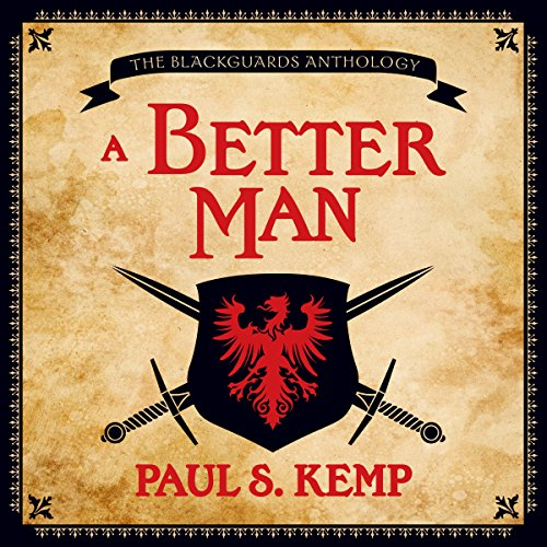 A Better Man audiobook cover art