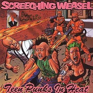 Teen Punks in Heat by Screeching Weasel (2000) Audio CD