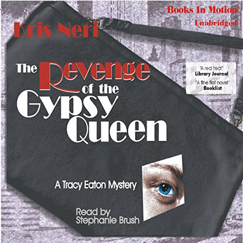 Revenge of the Gypsy Queen audiobook cover art