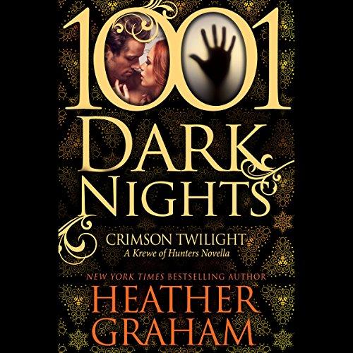 Crimson Twilight audiobook cover art