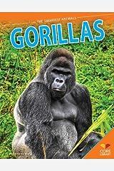 Gorillas (Smartest Animals) Library Binding