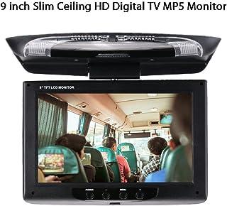 Lecteur stéréo de Voiture MP5 avec écran de 9 Pouces Slim Plafond HD Digital TV MP5..