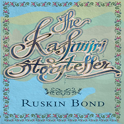 The Kashmiri Storyteller cover art