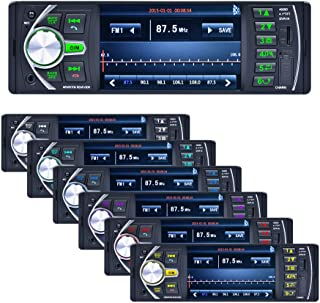Simplylin 4 Bluetooth Rear View Camera Car Audio Stereo Auto Video Radio MP5 Player AUX FM