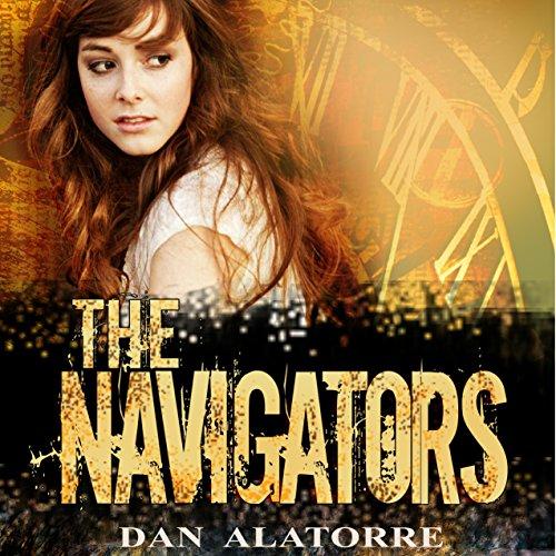 The Navigators audiobook cover art