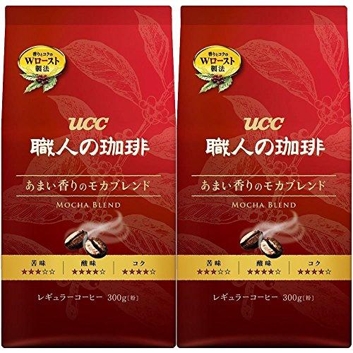 UCC 職人の珈琲 甘い香りのモカブレンド SAP 増量 330g