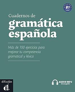 Cuadernos de gramática española B1 + CD: Cuadernos de gramática española B1 + CD