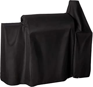 QuliMetal 73821 Grill Cover for Pit Boss 820 Deluxe/ 820D, Rancher XL/Austin XL/1000S/1100 Wood Pellet Grills with The Side Tray