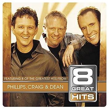 8 Great Hits P C & D