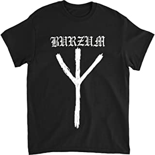 Burzum Rune Generic Camiseta Inspirada para Hombre