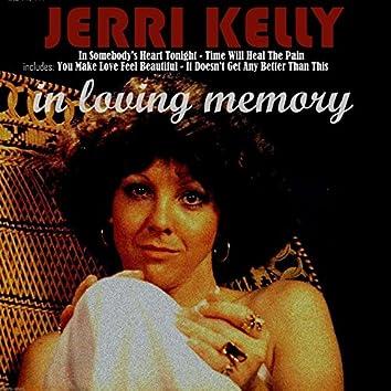Jerri Kelly: In Loving Memory