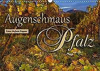 Augenschmaus Pfalz (Wandkalender 2022 DIN A3 quer): Eine Bildreise durch die Jahreszeiten der Pfalz (Monatskalender, 14 Seiten )