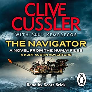 The Navigator cover art