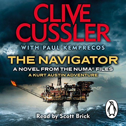 The Navigator  By  cover art