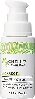 MyChelle Dermaceuticals Clear Skin Serum - Pore-refining Serum for oily & blemish-prone skin, Smooth & Matte Finish Skin, ...