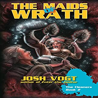 The Maids of Wrath audiobook cover art