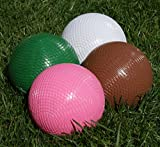 Garden Games Set of Townsend/Hurlingham Croquet Balls (16oz, Full Size, 2nd Colours)