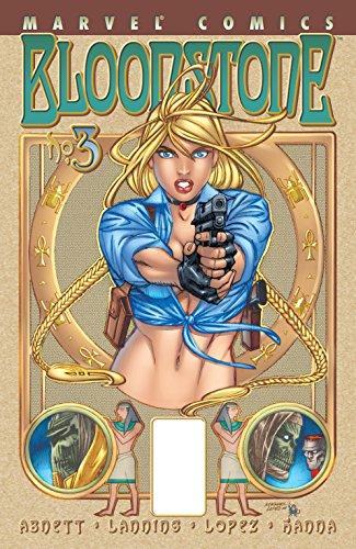 Bloodstone (2001) #3 (of 4) (English Edition)