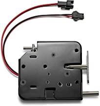 Elektromagnetische slot, DC 12V, elektromagnetische vergrendelingsdeur, kast, schuiflade, elektromagnetische vergrendeling...