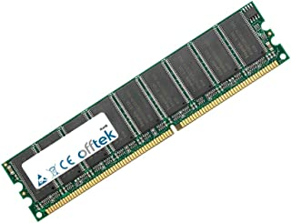 1GB RAM Memory for Asus P4C800 Deluxe (PC3200 - ECC) - Motherboard Memory Upgrade