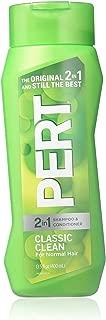 Pert Plus 2-in-1 Shampoo Plus Conditioner, Normal Hair 13.50 oz