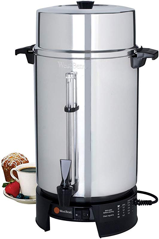 West Bend Coffee Urn Discontinued By Manufacturer