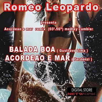 Balada Boa - Acordeao e Mar (Medley Cumbia)