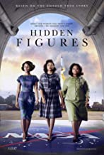 Hidden Figures (NASA) Movie Poster - Size 11