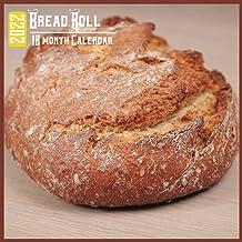 Bread Roll Calendar 2022: 18 Month Calendar Bread Roll, Square Calendar 2022, Cute Gift Idea For Bread Roll Lovers Women &...