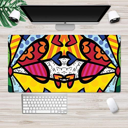 WeTTao Pad Durch einen Pfeil 800x300mm Große Gaming Mouse Pad Anti-slip Mousepad Natürliche Gummi Maus Matte Tastatur Pad Schreibtisch Matte Für Laptop Computer gamer Mauspad