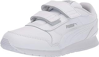 PUMA Kids' St Runner V2 Velcro Sneaker