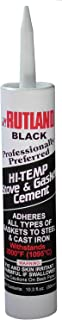Rutland Stove Gasket Cement Black 10.3 Oz Cartridge - 78