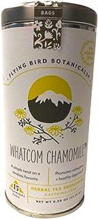 Whatcom Chamomile Tea Organic Fair Trade Flying Bird Botanicals
