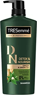 TRESemmé Detox and Nourish Shampoo, 620ml